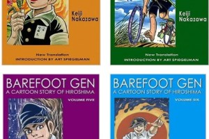 Barefoot Gen (vols. 1-8) by Keiji Nakazawa, translated by Project Gen