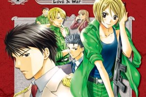 Library Wars: Love & War (vol. 1) by Kiiro Yumi, original concept by Hiro Arikawa, translated by Kinami Watabe