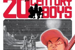 20th Century Boys (vol. 11) by Naoki Urasawa, with the cooperation of Takashi Nagasaki, English adaptation by Akemi Wegmüller