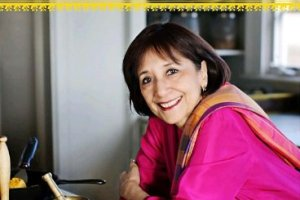 At Home with Madhur Jaffrey: Simple, Delectable Dishes from India, Pakistan, Bangladesh, and Sri Lanka by MadhurJaffrey