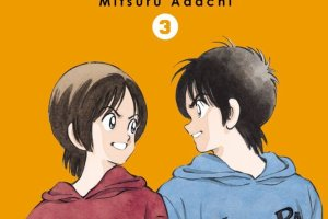 Cross Game 3 (vols.6-7) by Mitsuru Adachi, translated by Lillian Olsen