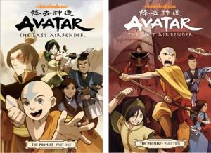 Avatar Promise 1-2
