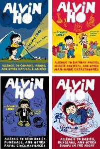 Alvin Ho 2-5