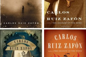 The Cemetery of Forgotten Books: The Shadow of the Wind, The Angel's Game, The Prisoner of Heaven, The Rose of Fire by Carlos Ruiz Zafón, translated by Lucia Graves