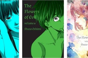 The Flowers of Evil (vols. 5-7) by Shuzo Oshimi, translated by Paul Starr