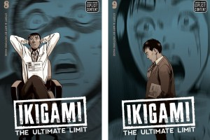 Ikigami: The Ultimate Limit (vols. 8-9) by Motoro Mase, translated by John Werry, English adaptation by Kristina Blachere