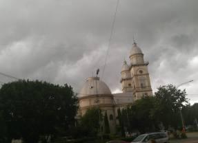 Fenomene meteo periculoase asteptate azi la Satu Mare