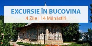 Excursie in Bucovina   4 Zile   14 Manastiri cu Olimpia Travel