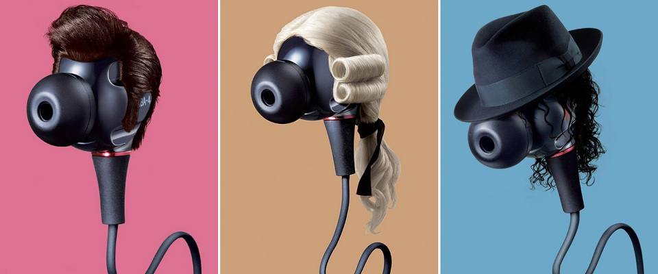 Sony Ohrhörer alias Music Legenden