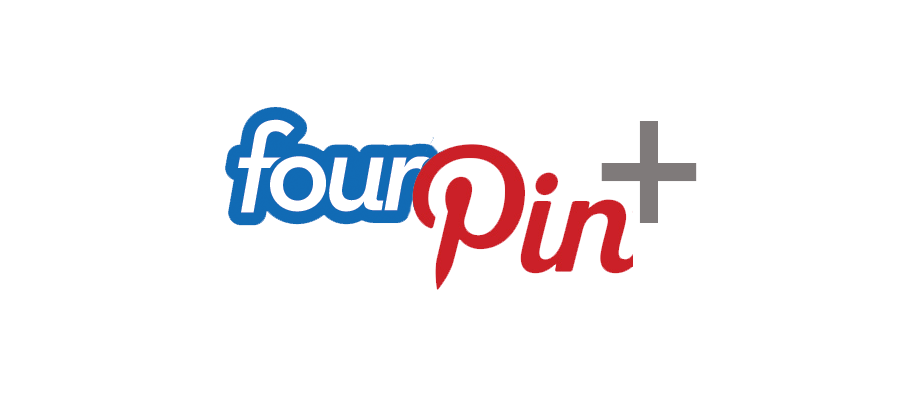 Fourpin – Pinterest meets Foursquare
