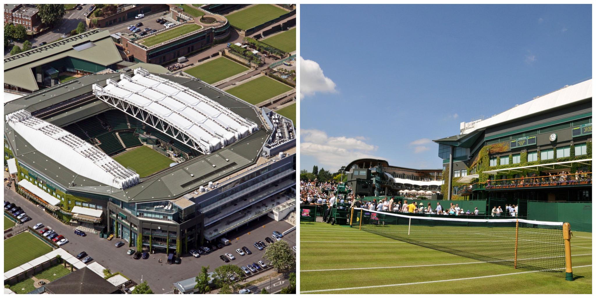 Wimbledon – Zehn Fakten zum Tennis-Spektakel