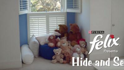Purina FELIX®: Lasst die Versteckspiele wieder beginnen!  (Sponsored Video)