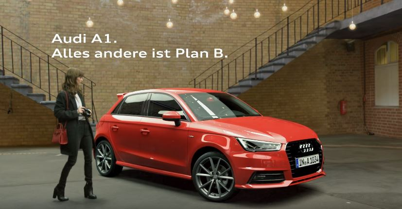 audi business plan