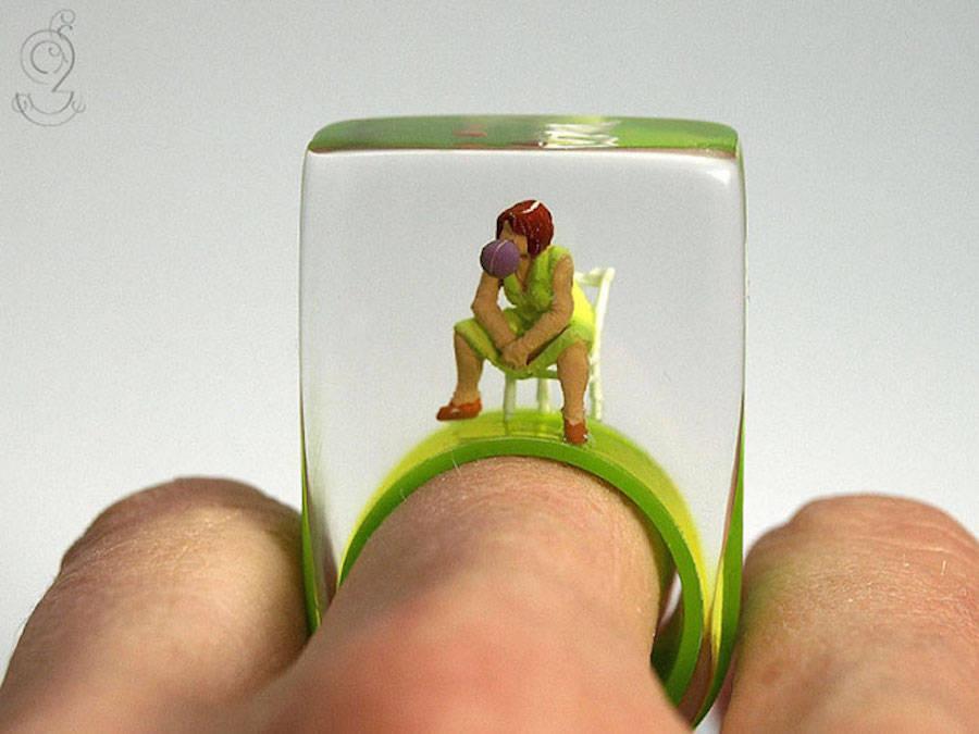 Miniaturringe (2)