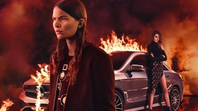 Mercedes-Benz Fashion Frühling/Sommer 2017 Kampagne