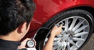 correct tyre pressure save fuel