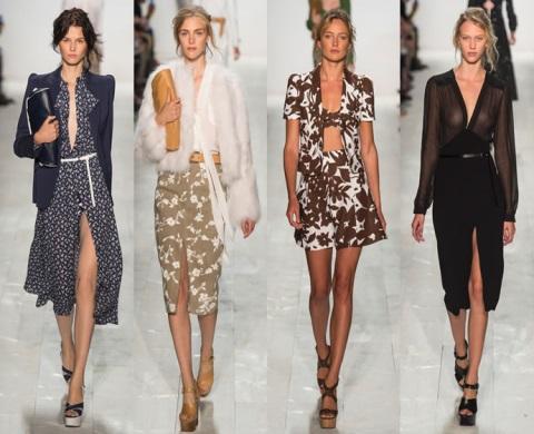 Модное и стильное лето 2014 года