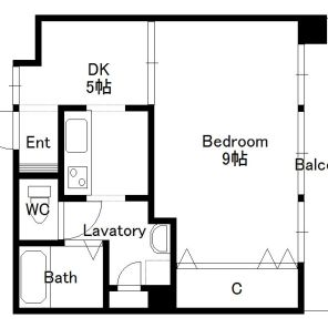 フジイマンション2号室