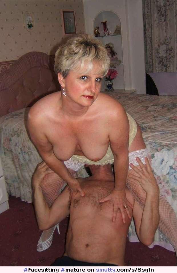mature granny femdom cuckold