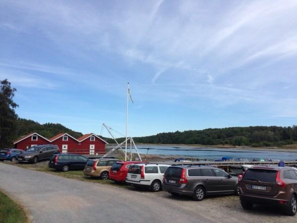 Volvos in Schweden