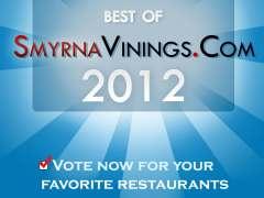 Best of Smyrna Vinings 2012