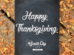 Thanksgiving at South City Kitchen Vinings