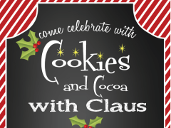 Cookies and Cocoa with Claus