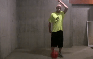 How to do basketball tricks - Yo-yo tutorial