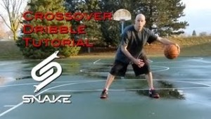 How to Crossover Dribble Tutorial