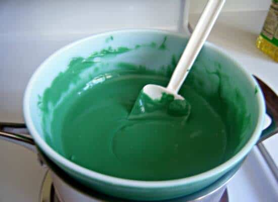 Green Velvet St. Patrick's Day Dipped Cupcakes   Snappy Gourmet