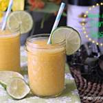 Peach & Honey Sangria Slushies