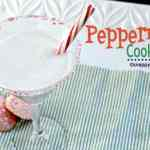 Peppermint Cookietini Cocktail