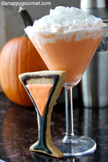 Pumpkin Martini Cookies 8a wm