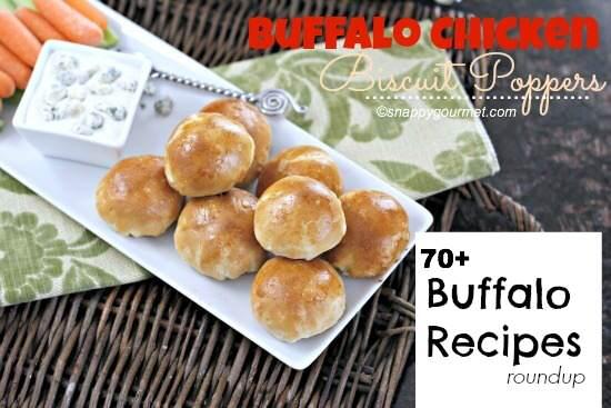 Buffalo Recipes Roundup   snappygourmet.com