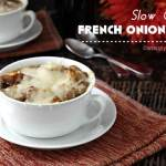 Easy Slow Cooker French Onion Soup
