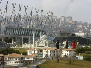 Miniaturk, Istanbul, Turkey.
