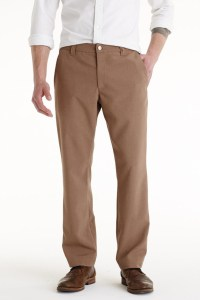 Bluffworks Relaxed Fit Khakis Brown