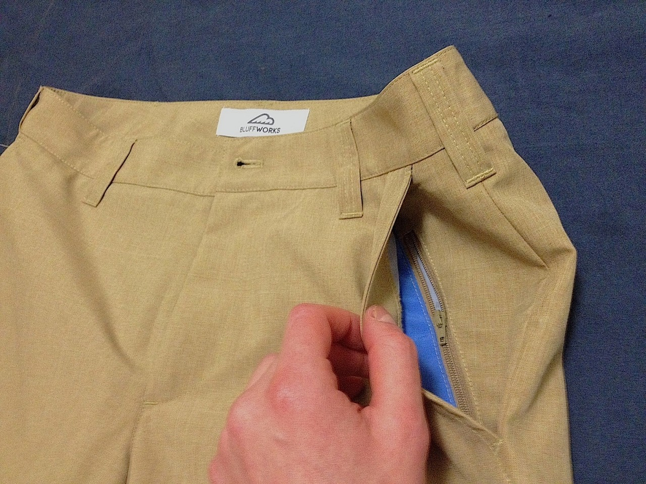 Bluffworks Khakis Casual Style Great Performance