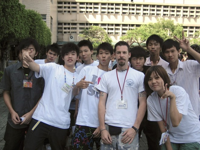 Taiwanese tough guys