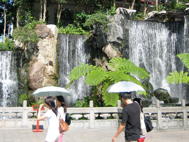 Umbrellas in Taiwan