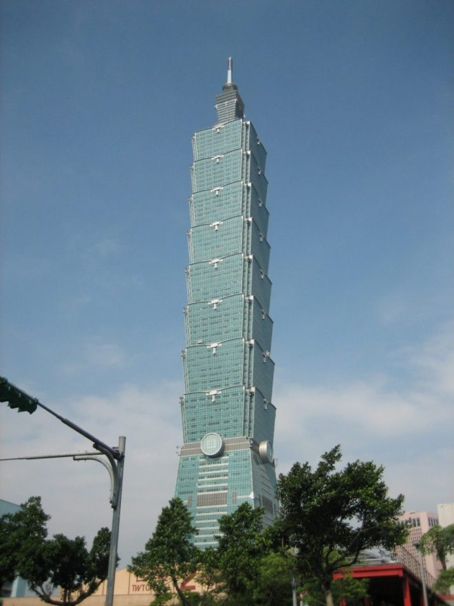 Taipei 101, Taipei, Taiwan