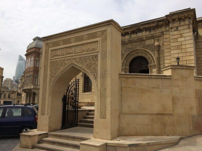 Cuma Mosque Baku