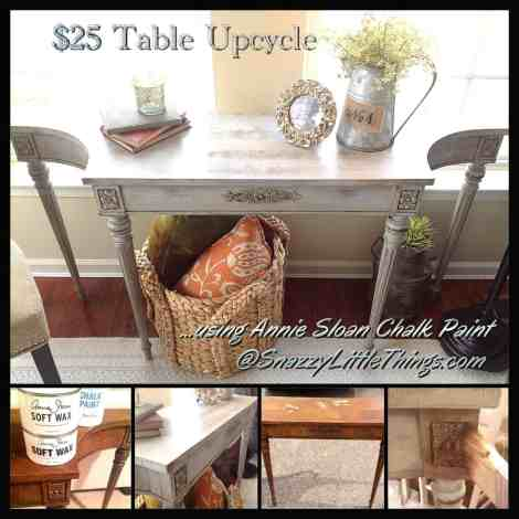 Annie Sloan Chalk Paint DIY