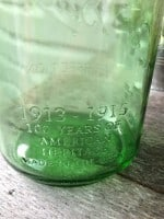"DIY: 100 Years of ""Perfection"" Ball Jar Craft"