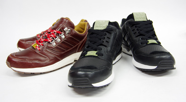 Photo01 - adidas ZX8000 BROWN/BLACK