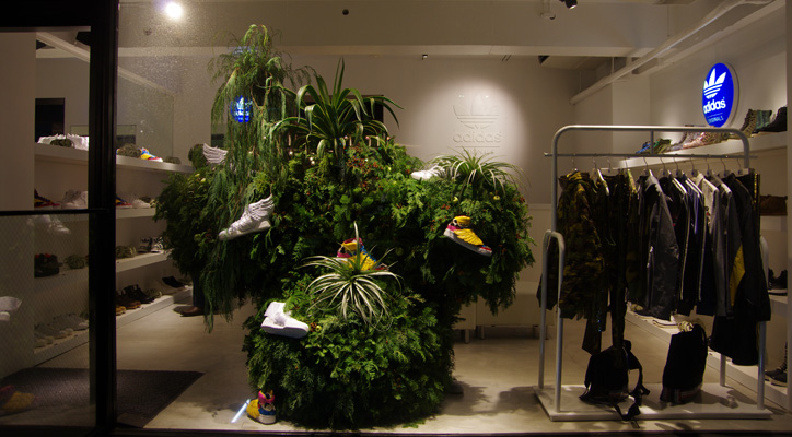 Photo01 - adidas Originals by JEREMY SCOTT XMAS PACK Release Party Recap