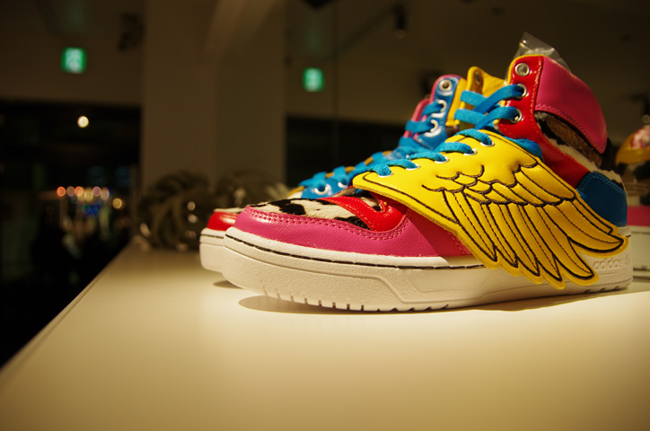 Photo02 - adidas Originals by JEREMY SCOTT XMAS PACK Release Party Recap