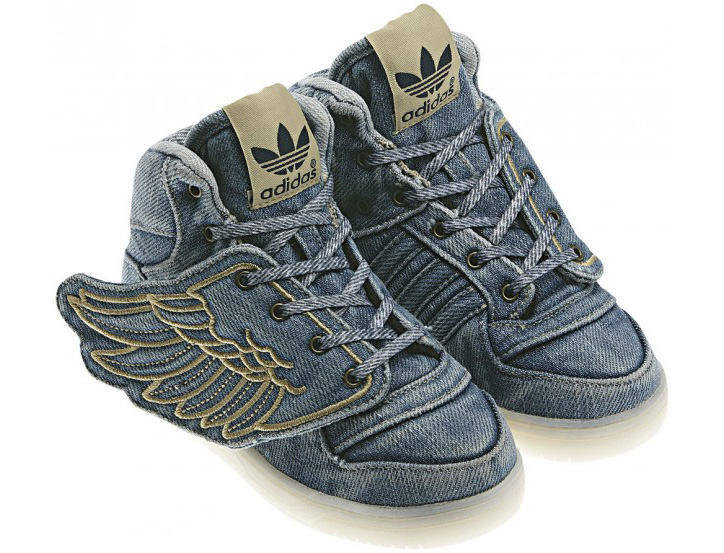 Photo03 - ADIDAS ORIGINALS BY JEREMY SCOTT KIDS