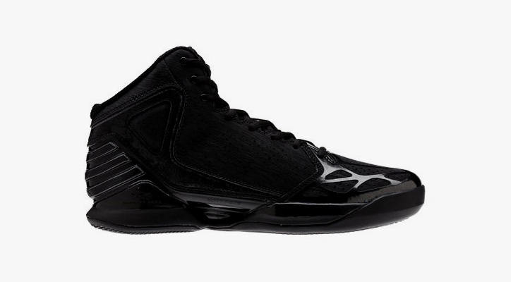 "Photo01 - adidas Rose 773 ""Blackout"""