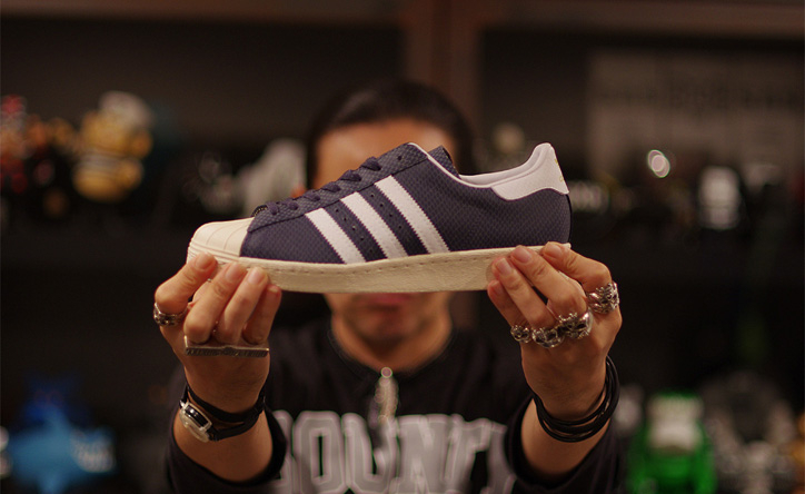 Photo04 - adidas Originals for atmos SS 80's G-SNK 6 先行予約開始